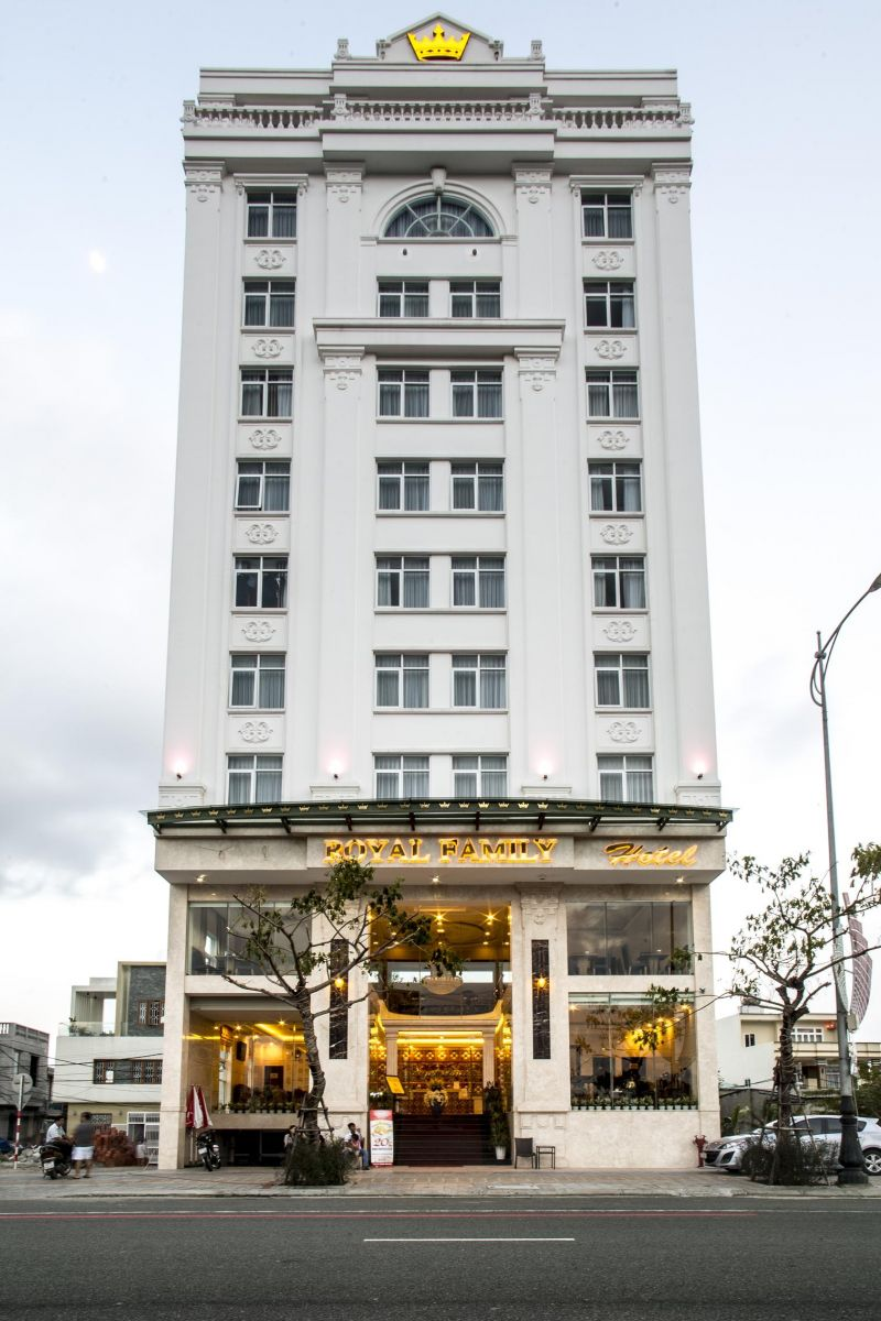 Royal Family Hotel Da Nang