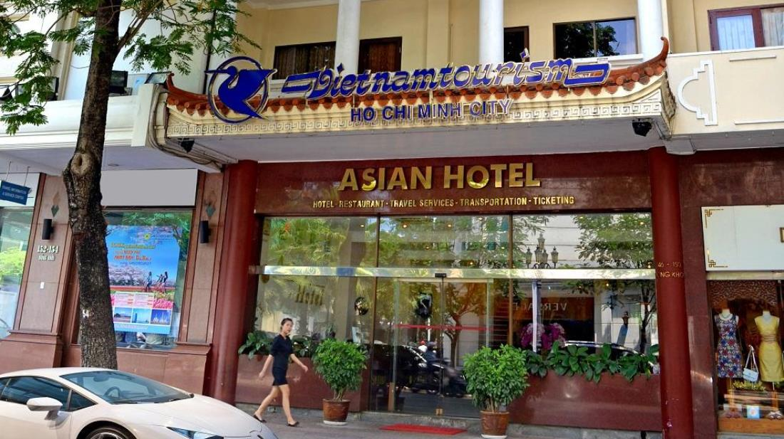 Asian Hotel Saigon