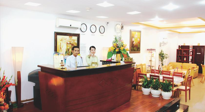 Blessing 2 Saigon Hotel - Hong Thien Loc Group