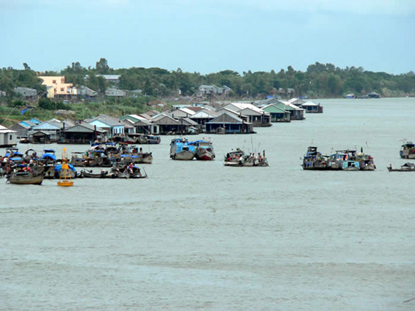 Endless Mekong waterway - 7 days / 6 nights