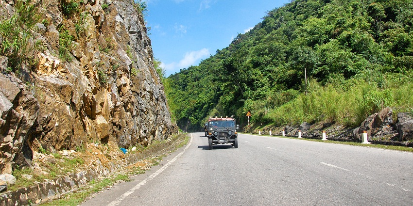 Vietnam Jeep tour, Jeep tour to off the main route in Vietnam