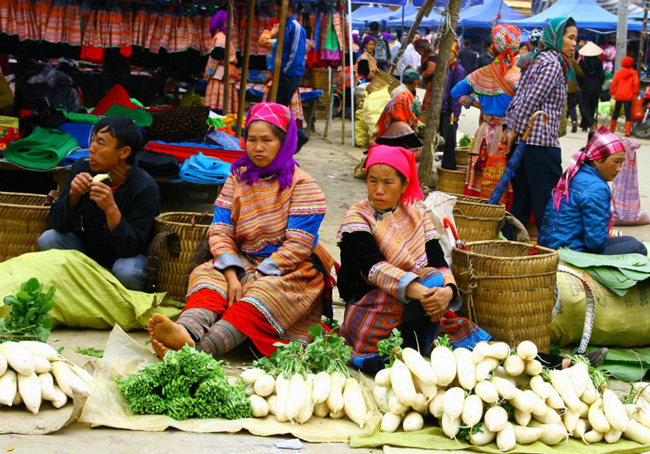 SAPA MARKET PACKAGES - 6 days