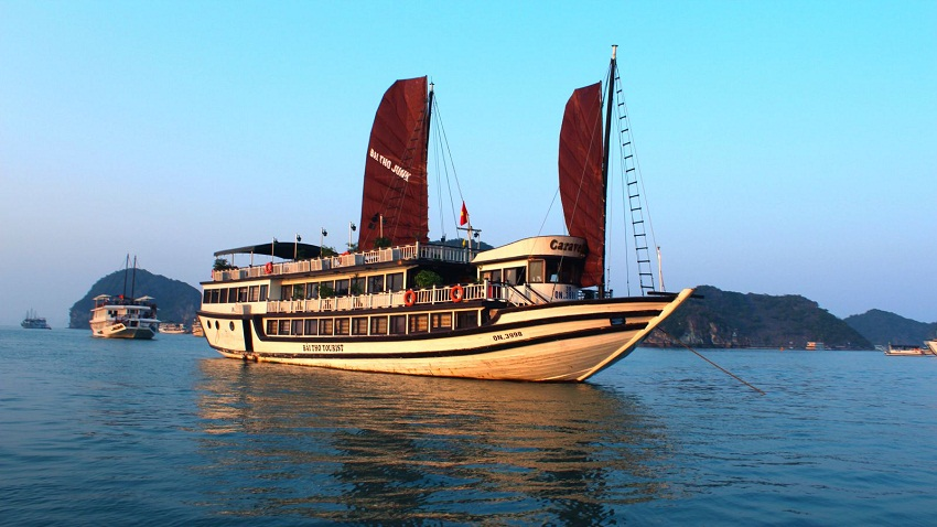 Halong Tour, Tour to Halong bay Vietnam