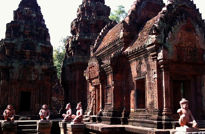 Mekong World Heritage - 8 day trip