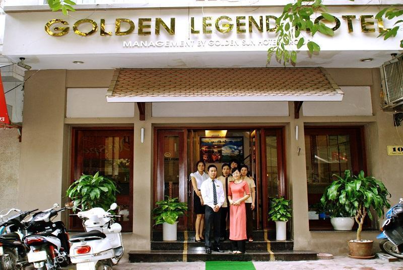 Golden Legend Hotel Hanoi