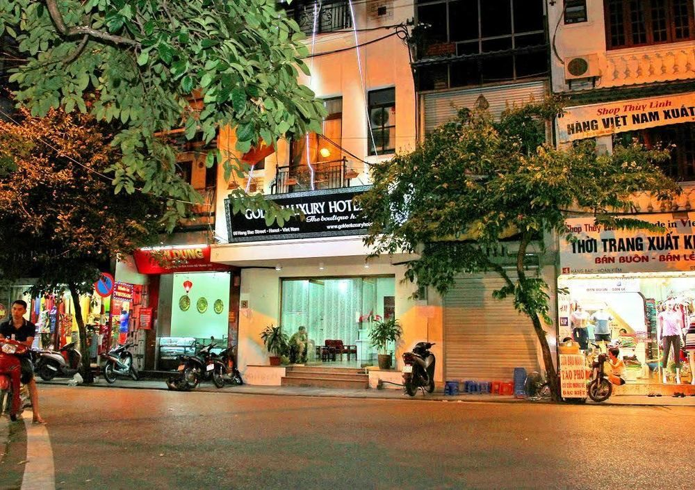 Golden Luxury Hotel Hanoi