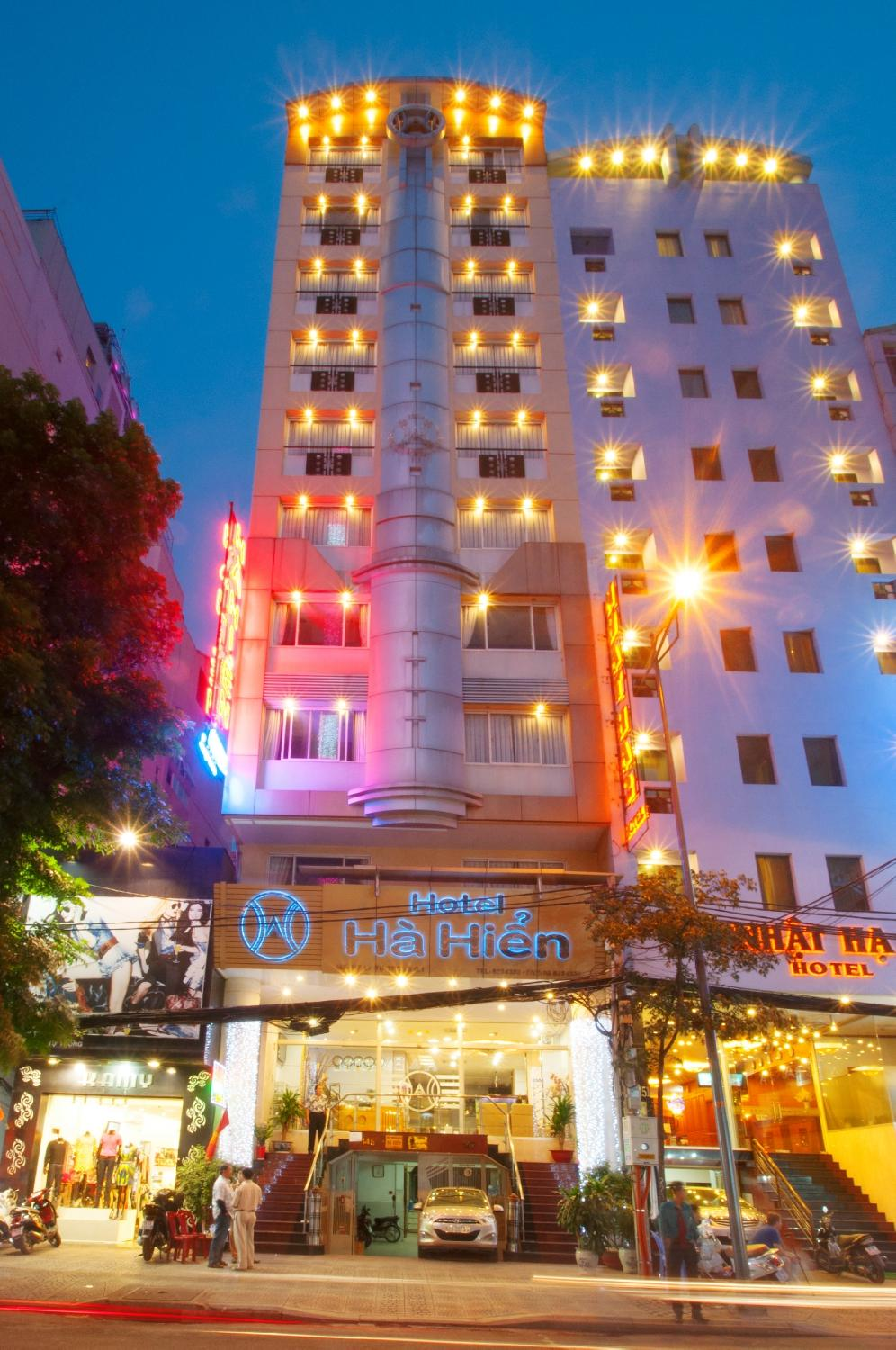 Ha Hien Signature Hotel Saigon