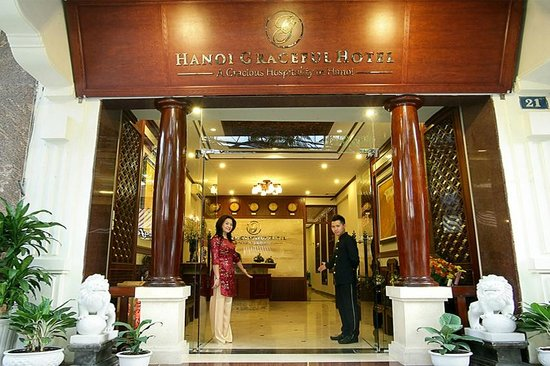 Hanoi Graceful Hotel