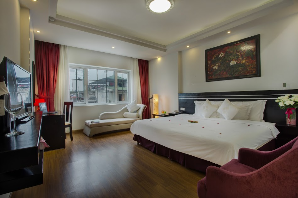 Noble Boutique Hotel Hanoi