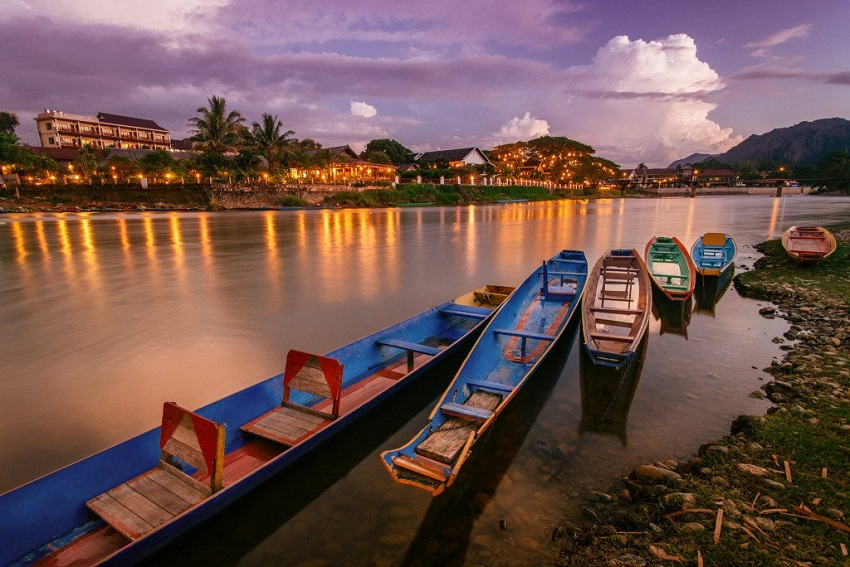 Laos Tour > Taste of Laos - 12 days / 11 nights