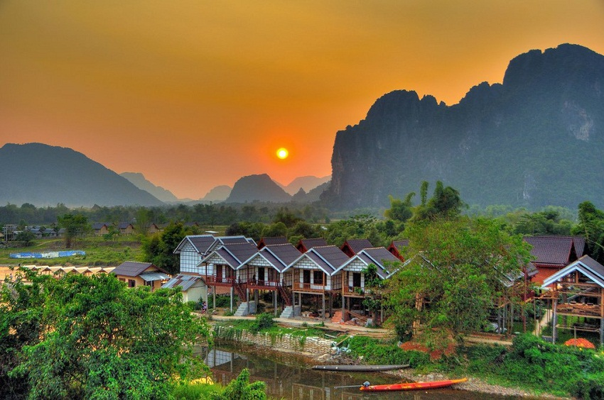 Ciao Laos - 5days/4nights