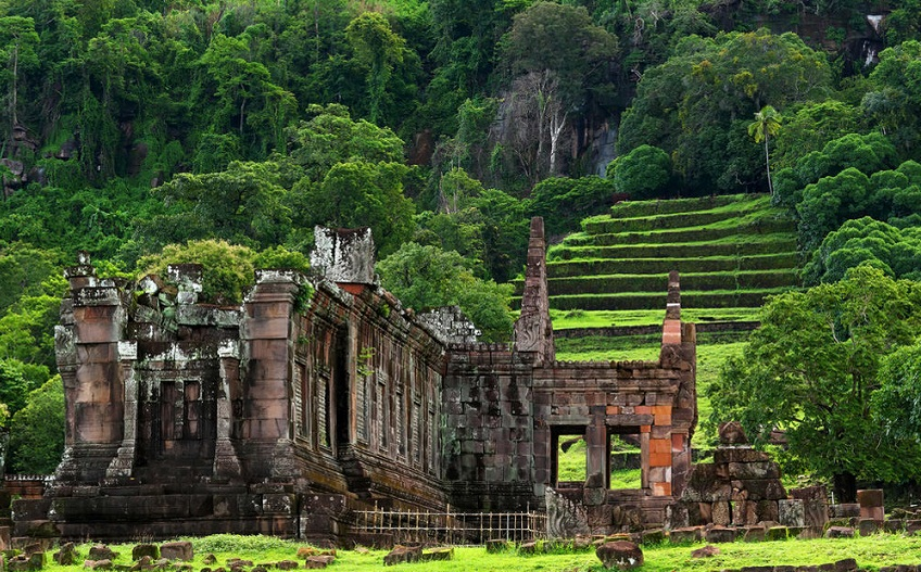 Laos Tour > Wat Phou River Cruise - 2days/1night